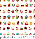 Cupcakes pattern 23235619