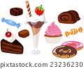 糖果 甜點 甜品 23236230
