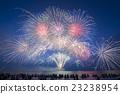 [เมือง Hikone จังหวัดชิงะ] เทศกาลดอกไม้ไฟทะเลสาบคิตะบิวะ 23238954