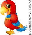 鹦鹉 矢量 矢量图 23239772