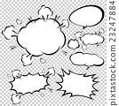 comic, vector, speech 23247884