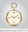 Antique pocket watch icon 23257732