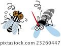 모기, 벡터, 해충 23260447