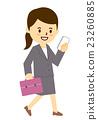 Women's Suit Walking Mobile 23260885