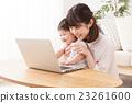 아기, 갓난 아기, 갓난아이 23261600