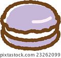 馬卡龍 食物 食品 23262099