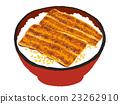 bowl of eel 23262910