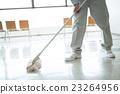 청소 직원 23264956