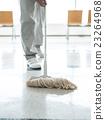พนักงานทำความสะอาด 23264968