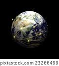 地球儀 土地 土 23266499