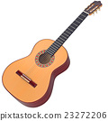 Classical Spanish guitar wooden  23272206