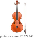 Cello classical, front view 23272341
