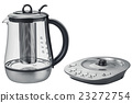 Electric kettle aluminum stand 23272754