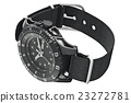 Watch military plastic  23272781