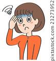 여성 두통 복통 23273952