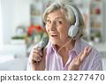 年長 老人 女性 23277470