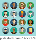 profession, business, vector 23279174