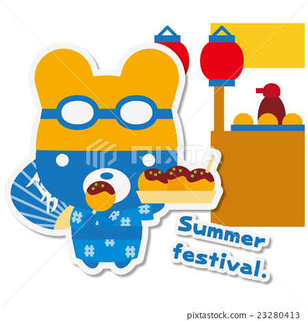 bear, bears, summer festival 23280413