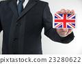 ธงอังกฤษและภาพลักษณ์ธุรกิจ 23280622