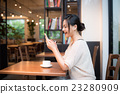 咖啡館 咖啡廳 休息時間 23280909