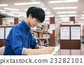 在圖書館學習 23282101