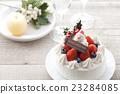 聖誕蛋糕 聖誕節 耶誕 23284085
