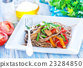 soba with vegetables 23284850