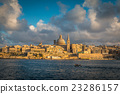 Sunrise in Valleta Malta 23286157