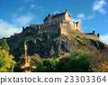 城堡 建築 古老 23303364