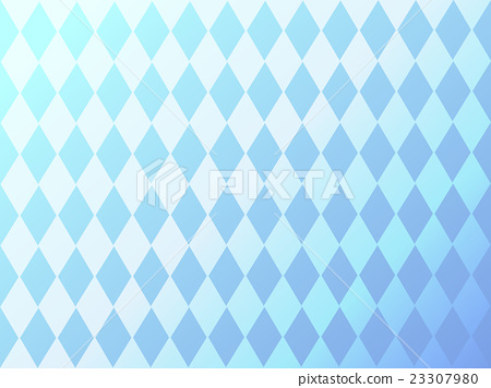 blue diamond pattern background vector - Stock Illustration