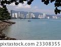 檳城海灘 23308355