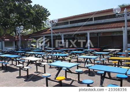 Food stall of Pulau Penang 23308356