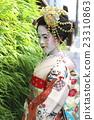 歌舞伎 和服 人 23310863