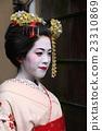 歌舞伎 和服 人 23310869