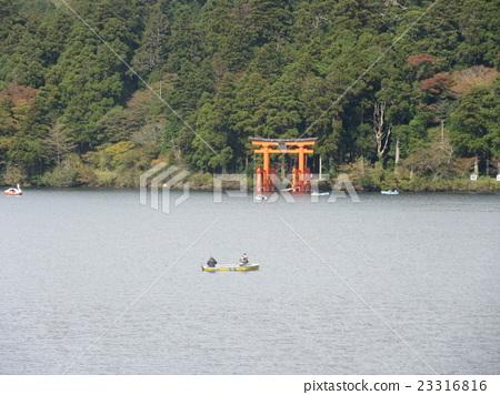 Hakone Shrine Torii 23316816