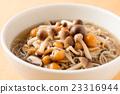 buckwheat, noodles, dish 23316944