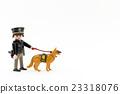 police, police officer, police dog 23318076