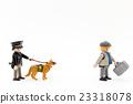 police, police officer, police dog 23318078