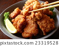 zanki, deep-fried chicken, food 23319528