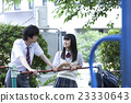 高中生 情侶 夫婦 23330643