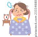 失眠症 夫人 女性 23334680