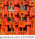 Fushimi Inari Taisha Shrine in Kyoto, Japan. 23335695