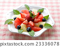 cut fruit, blueberry, blueberries 23336078