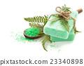 Fern soap. 23340898