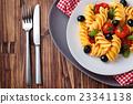 Italian food. Pasta 23341138