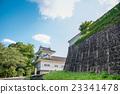 scaffolding, turret, watchtower 23341478