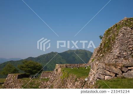 Takeda Castle Ruins 23345234