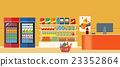 Supermarkets and Grocery Stores 23352864