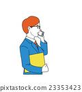 電話 公司職員 工薪族 23353423
