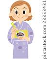 女性 品嚐 吃 23353431